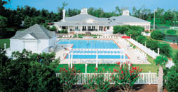 Refreshing pool beckons at Dunes West in Mount Pleasant, SC